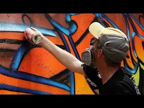Graffiti: Dest - Atelier - CHTV