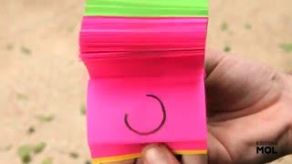 Revista Sorria, Aprenda a fazer um flipbook