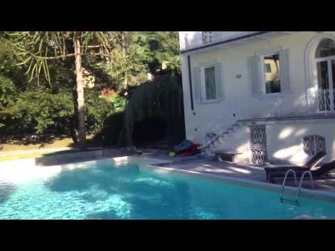 Villa Vittoria Rental Lake como
