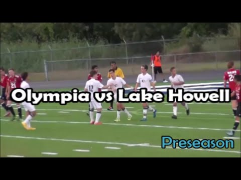 Olympia vs Lake Mary Full Game (Preseason)