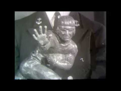 1960 Heisman Trophy Winner Joe Bellino