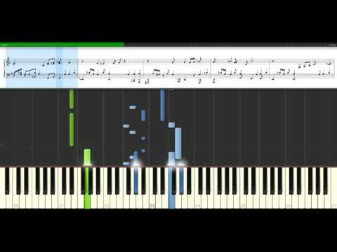 Chris De Burgh Lady In Red Piano Tutorial Synthesia