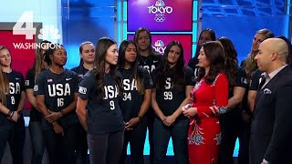 Team USA Ready for Return of Softball to Olympics