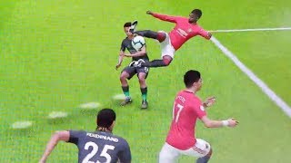 When FIFA Refuses to Obey the Laws of Physics