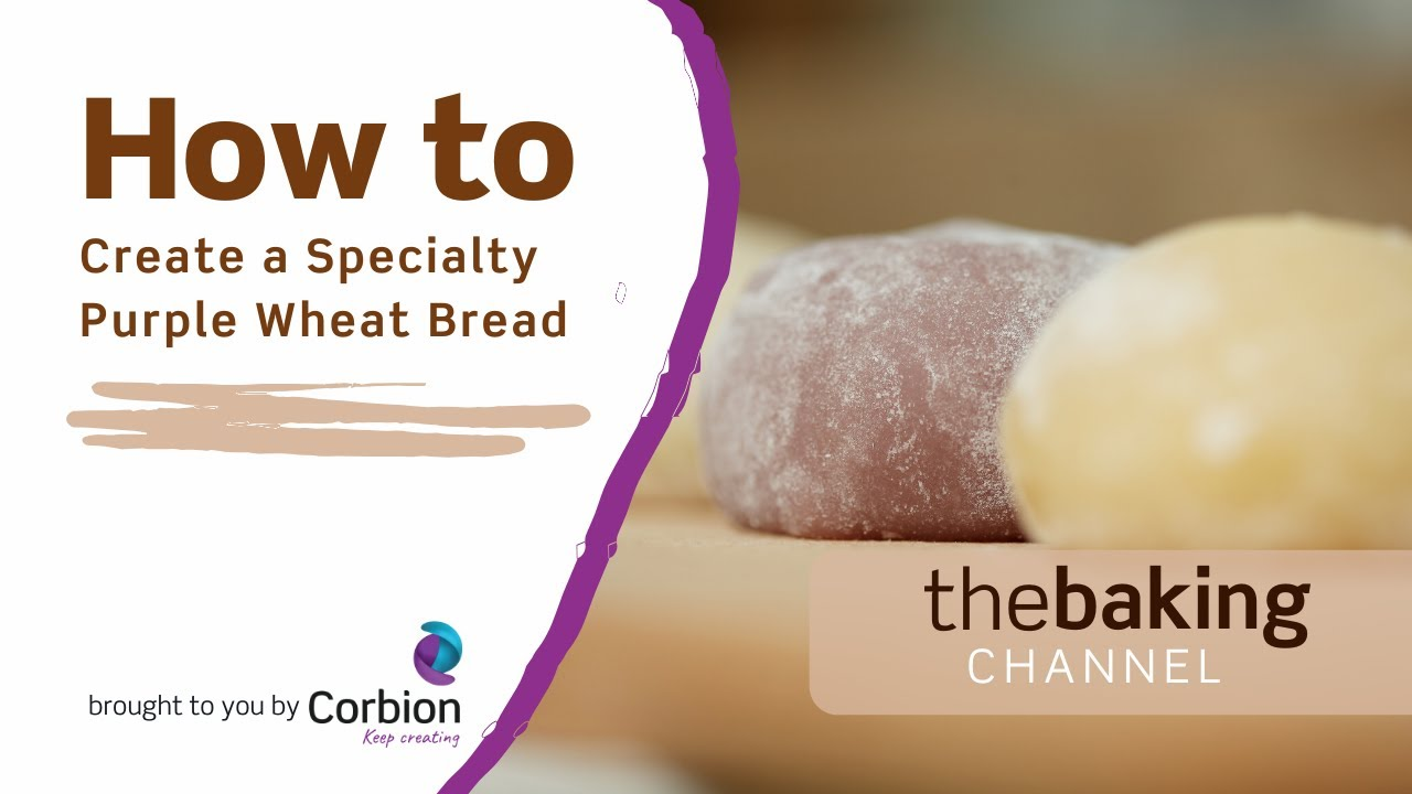 How to Create a Specialty Purple Wheat Bread