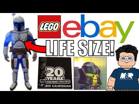 CRAZY LEGO EBay Listings 3 W/ Pro Lego Channel