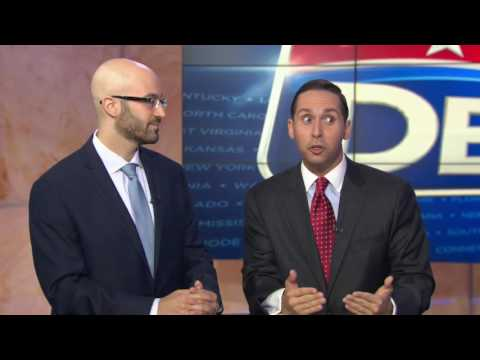 Dave Jacobson & John Thomas Discuss Hillary