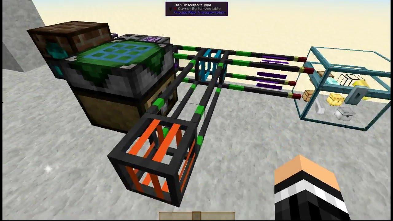 Minecraft spotlight: project red (1. 6. 4) -= mod showcase.