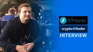 Crypto Lending in 2019 - Interview with Ethlend & Aave founder Stani Kulechov