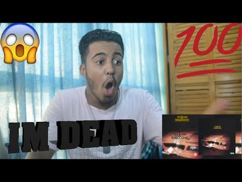 TOTO x LFERDA - 9AWDOOHA #BNJ5Final (Official Audio) Prod. by Hades (REACTION)