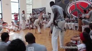 Capoeira Club London | Roda Mestre Acordeon