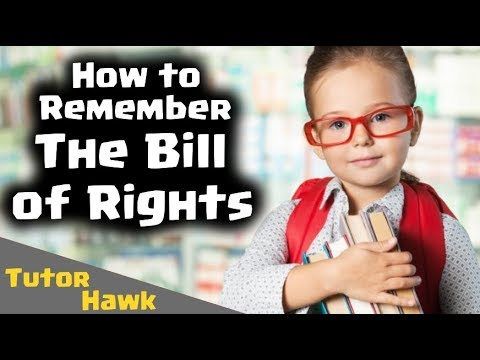 How to Remember the Bill of Rights (Student Version)