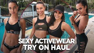 Sexy Wicked Weasel Activewear Try On Haul Video ($1,122 Worth!)
