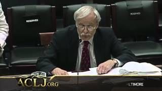 Jay Sekulow Congressional Hearing - Sekulow Ep. 317