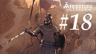 Ancestors Legacy - Let's Play Part 18: Harold Godwinson, Battle of Stamford Bridge [Hard]