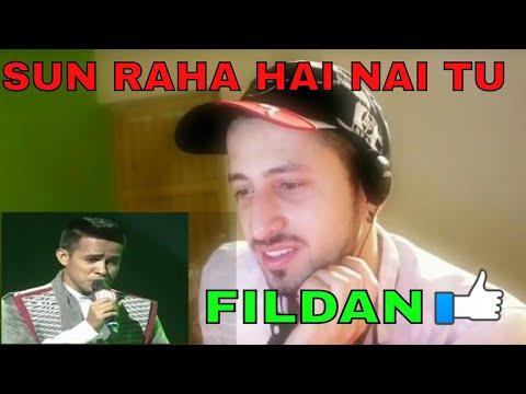 DA Asia 3: Fildan DA4, Indonesia - Sun Raha Hai Nai Tu   INDIAN  Reaction