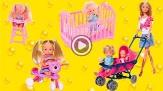 Крутейший набор кукол для девочек. Распаковка куклы для девочек