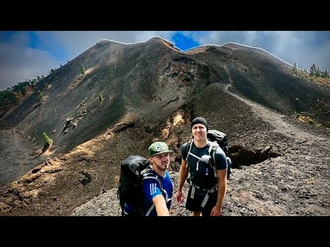 La Palma GR131- Hiking On The Vulcan Island