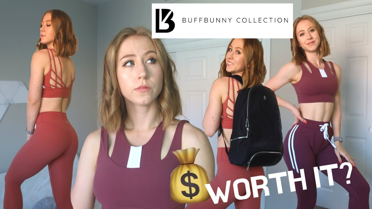 HONEST Buffbunny NEW Fall 2019 Launch Review   Game Changer Backpack, Joggers, Leggings, and More!