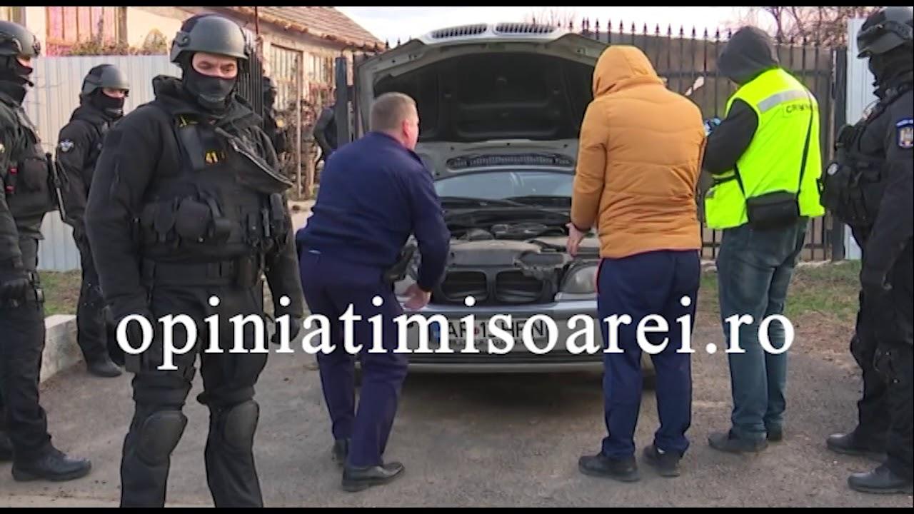 Momentul in care un caine politist gaseste **** langa Timisoara