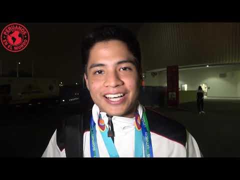 Karate Peruano brilla en Panamericanos de Lima 2019!