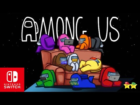 ⭐️Among Us⭐️ (Nintendo Switch) - Let's Play The Airship With Viewers! ????