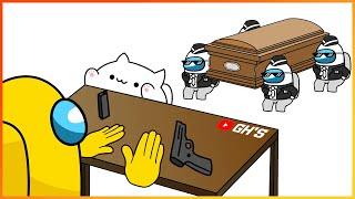 BONGO CAT COFFIN DANCE - AMONG US CUP SONG #31