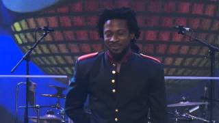 Simon Performs Crazy By KC & Jojo   MTN Project Fame 6 Reality Show