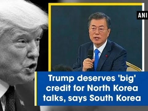 FAKE NEWS Portrays Trump as WARMONGER: South Korea Disagrees