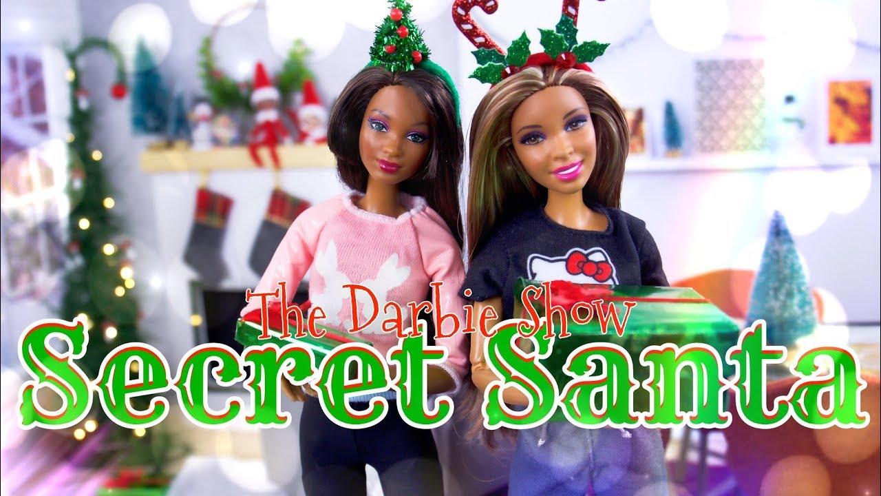The Darbie Show: Secret Santa | Holiday Special 2018