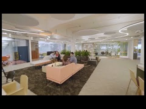 Steelcase: Strategische Raumplanung (Madrid Case Study)