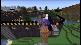 Dream declares WAR on the Dream Team SMP world.