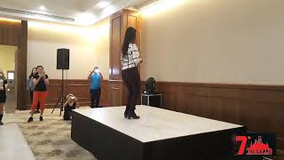 7th Istanbul Dance Festival - Tarraxinha 2018 -Cyrina M'soul