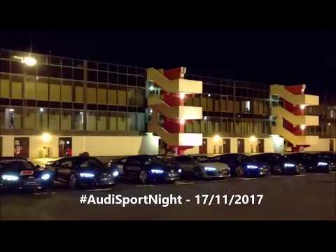 Audi Sport Night au circuit Paul Ricard