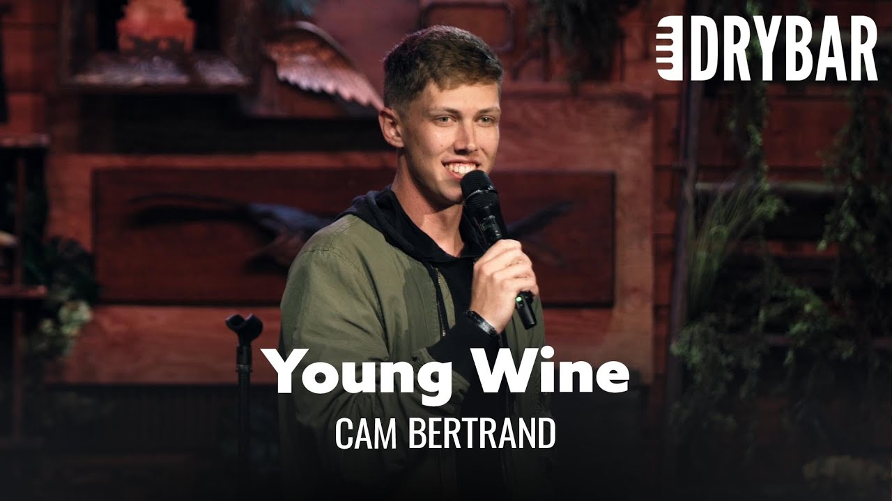 Young People Should NEVER Buy Wine. Cam Bertrand