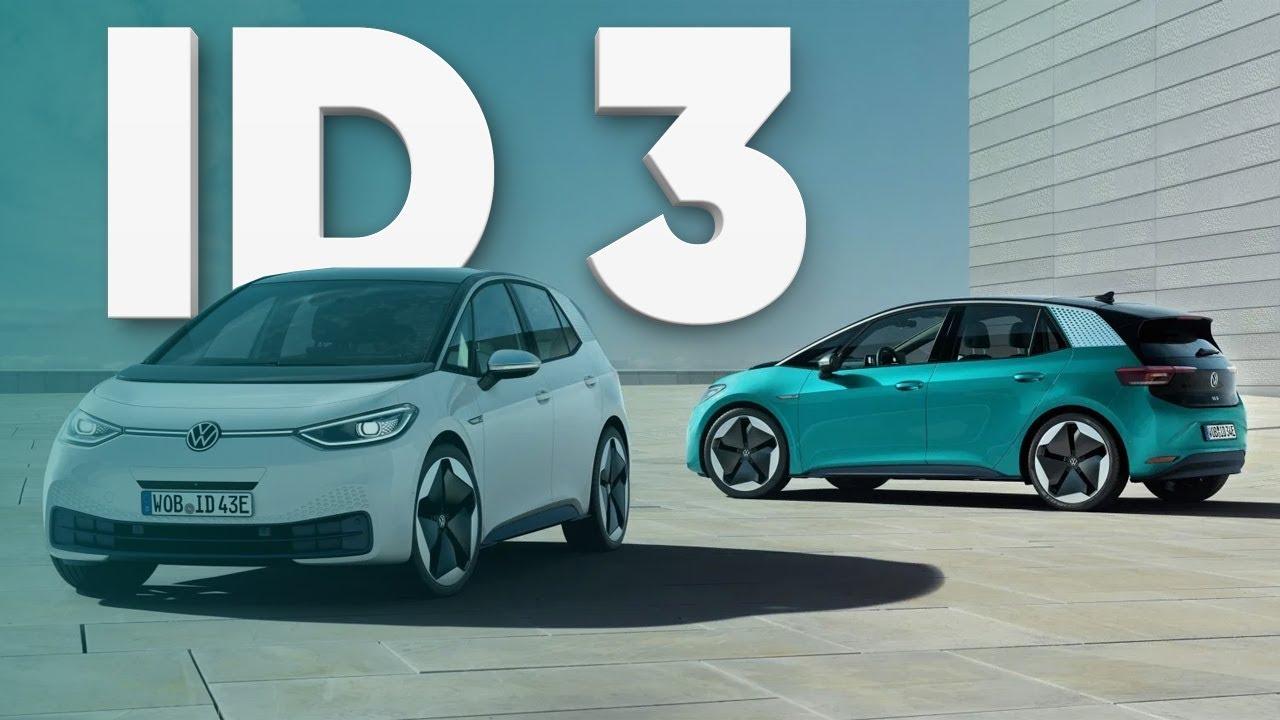 Доступное будущее / VW ID3 / Большой тест драйв / Дневник автосалона во Франкфурте