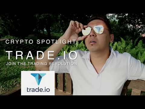 Trade Io  The Blockchain Financial Institution That's Going to Disrupt the Finance Industry