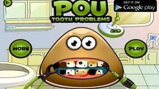 Video Dibujos Animados para Niños - Pou Visita al Dentista download MP3, 3GP, MP4, WEBM, AVI, FLV Agustus 2017