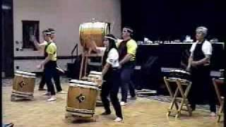 japanese traditional taikodrums.