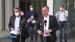 Corona-Ausbruch: Beim Fleisch-Produzenten und in Göttingen