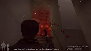 Max Payne 2 (PC)   Payne Effects 3 Mod   Brutal Gameplay   1080p