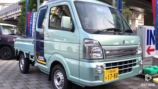 【展示車】SUZUKI SUPER CARRY X 5MT