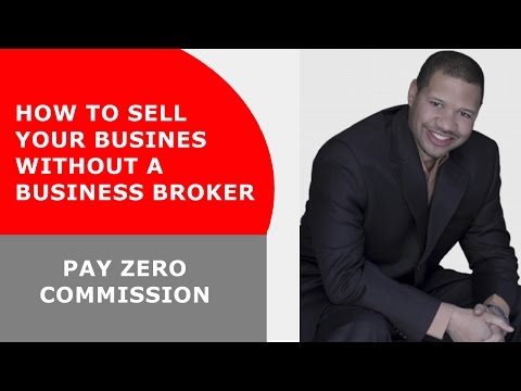 Sell a Business Without a Business Broker