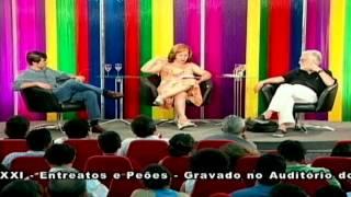 ENTREATOS E PEÕES - PROGRAMA PAPO XXI