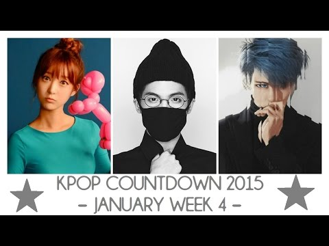 Billboard Top 20 Kpop Songs 2014
