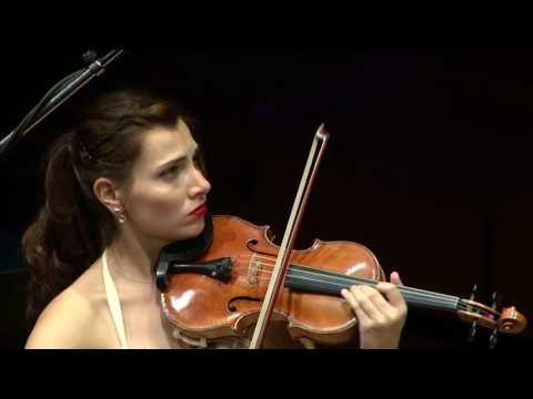 Karol Szymanowski : Mythes pour violon et piano op. 30 par Diana Tischchenko & Joachim Carr