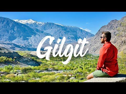 The Stunning Capital of Northern Pakistan   Gilgit