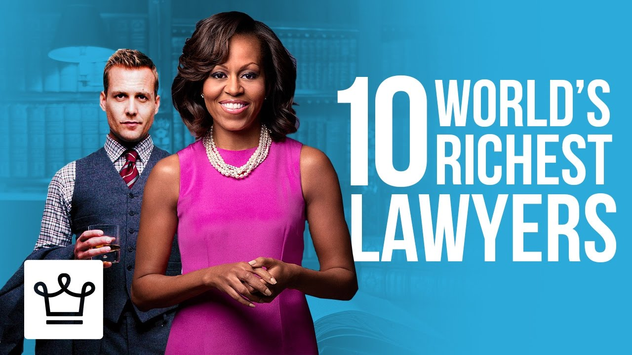 Top 10 Richest Lawyers In The World Ranked Youtube