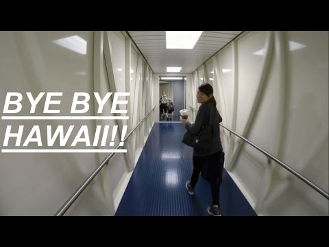Goodbye Hawaii, Hello Oregon! | aPERaday Vlog #64