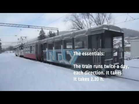 My Guide - the Kukushka railway